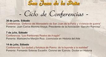 XIV Jornadas de Estudio sobre San Juan de la Peña (2018)