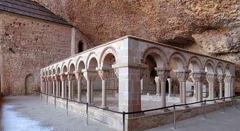 Los dos Monasterios de San Juan de la Peña reabrirán sus puertas el 12 de junio