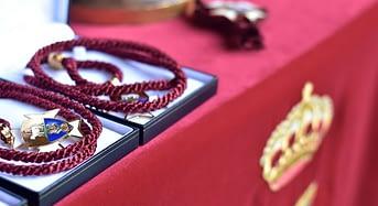 La Real Hermandad de San Juan de la Peña honra a San Juan Bautista y a los Reyes de Aragón