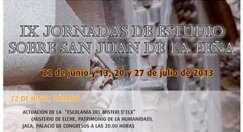 Las IX Jornadas de Estudio sobre San Juan de la Peña desvelarán el patrimonio desconocido de la Jacetania