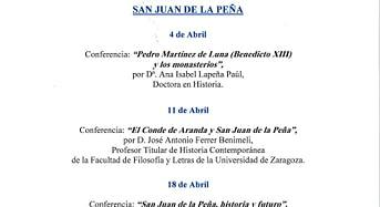 Jornadas de Estudio sobre San Juan de la Peña