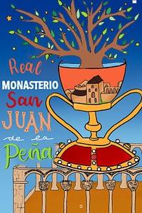 """1º Premio: Equipo """"MAGIA 2ºC"""", de 2º de Secundaria del IES Domingo Miral de Jaca."""