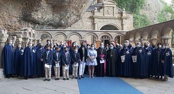 La Real Hermandad de San Juan de la Peña ha celebrado su gran día