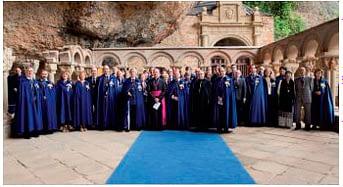 La Real Hermandad de San Juan de la Peña conmemora su fiesta anual