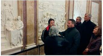 El Panteón Real de San Juan de la Peña se abrirá en las visitas guiadas